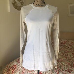 Tops - Lululemon Reflective Long Sleeve Top